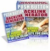 **Brand New Push Button Back Link Generator**