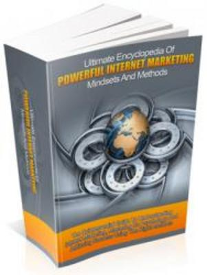Product picture Ultimate Encyclopedia Of Powerful Internet Marketing Minds