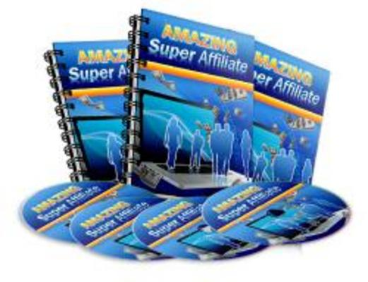Product picture **New Amazing Super Affiliate PLR Video**